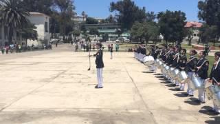 Banda Instituto Superior de Comercio Valparaiso, Regimiento Maipo 2014