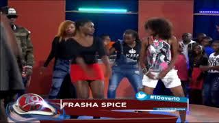Frasha Live #10Over10