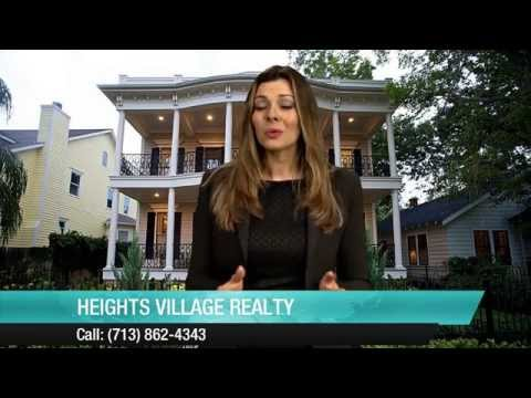 Heights Village Realty Review  - Houston Heights Realtor