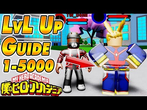 How To Play Boku No On Roblox For Xbox 1 How To Level Up Fast Boku No Roblox Remastered Youtube