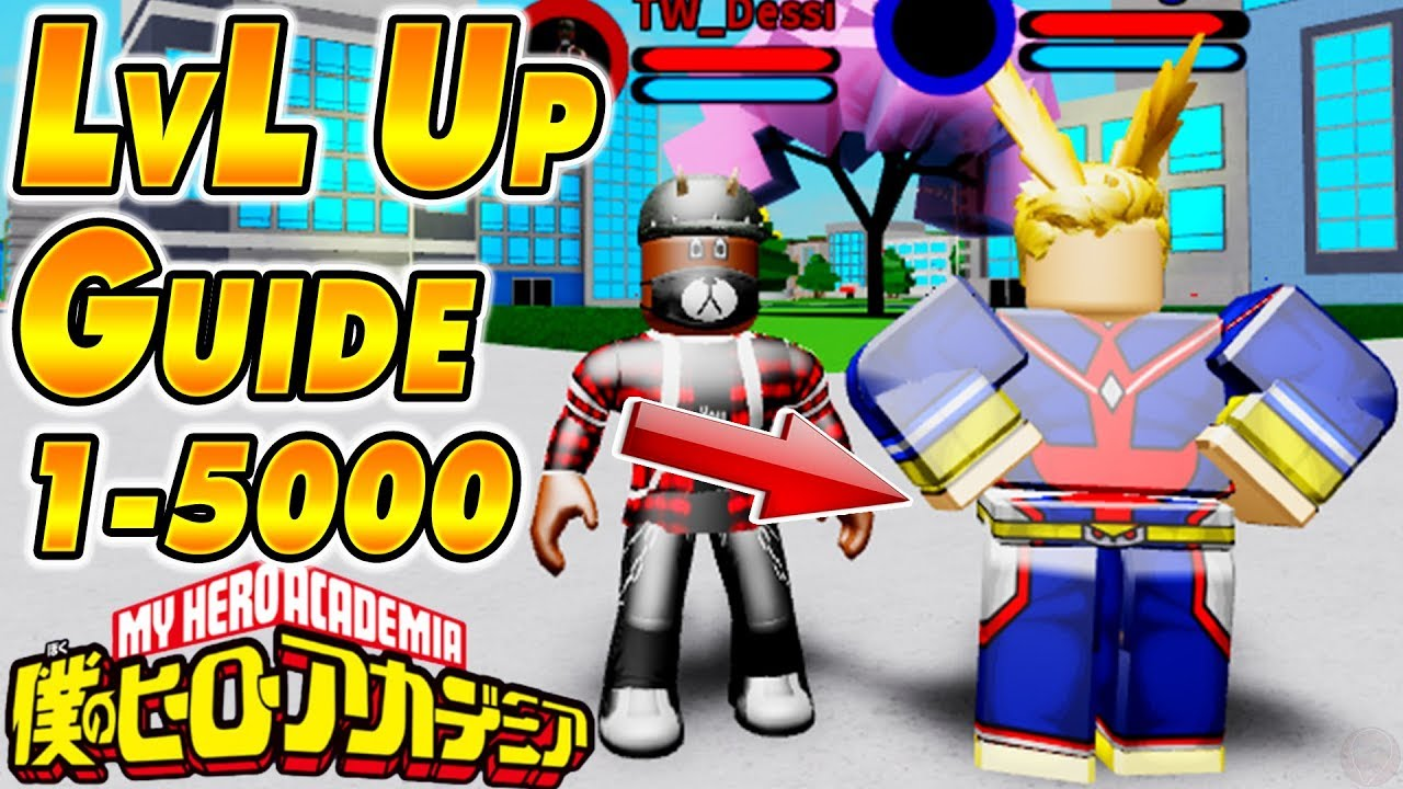 [NEW CODE] How To Level Up Fast | Boku No Roblox Remastered