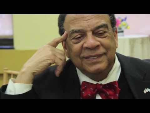 Andrew Young speaks about his relationships with Dr. Martin Luther King, Jr & Kabir Sehgal