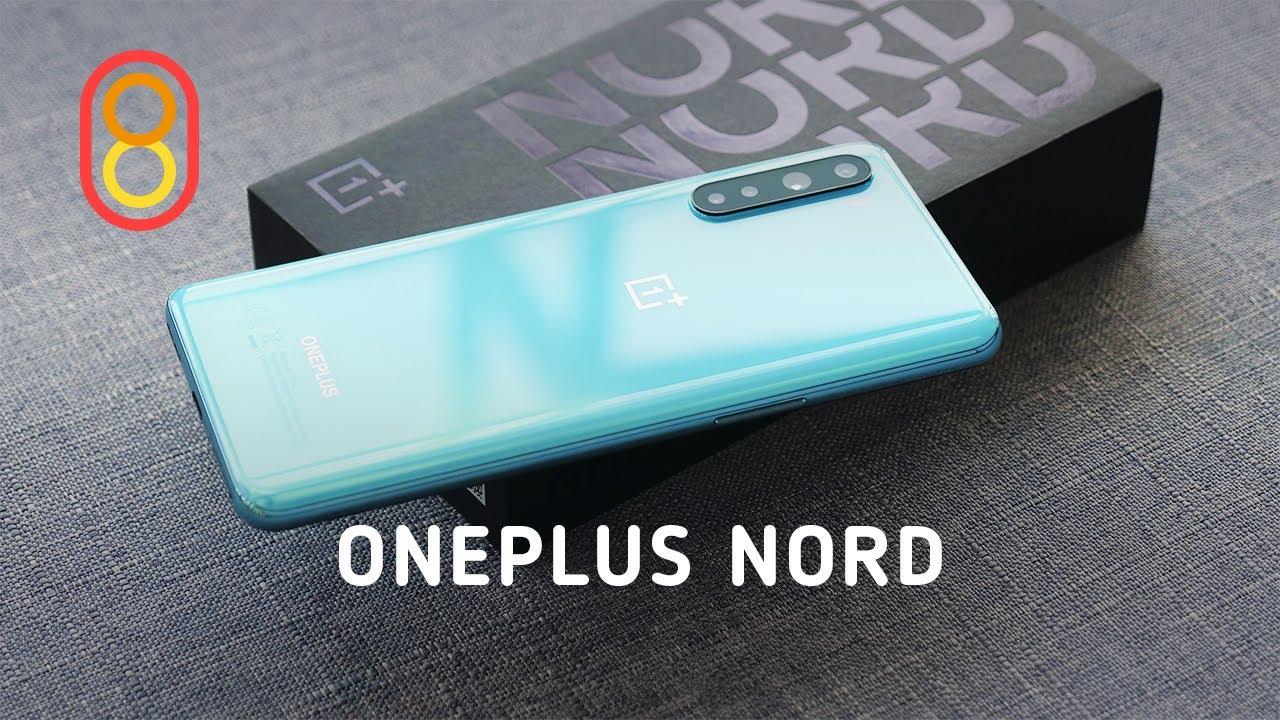 OnePlus NORD — распаковка и обзор! - YouTube