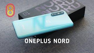 OnePlus NORD — распаковка и обзор!