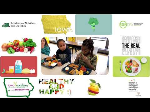 National Nutrition Month 2020 - Amanda Foreman