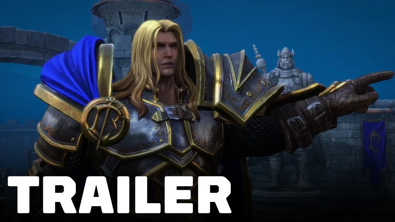 Blizzard announces long-awaited Warcraft 3 remaster at