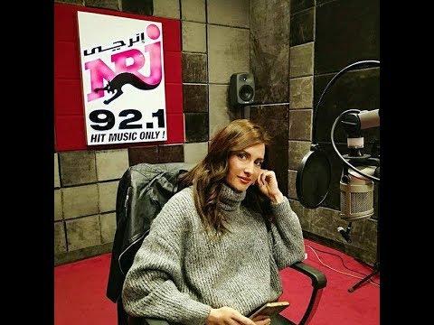 Kenza - Ahlan Beat - Radio NRJ Egypt / لقاء كنزة في برنامج اهلا بيت على راديو انرجي مصر