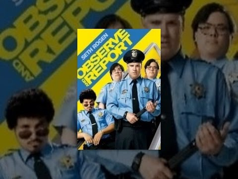 Observe and Report Mp3