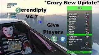 Gta5 Serendipty V4.7 Mod Menu (Give players RP, Modder Protection) + MORE!