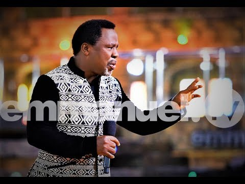 "SCOAN 04/02/18: ""For Jesus' Name To Be Honoured"" By TB Joshua - Live Sunday Service"