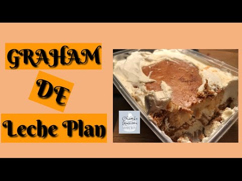 GRAHAM DE LECHE PLAN (extra income, online baking tutorial, online business) thumbnail