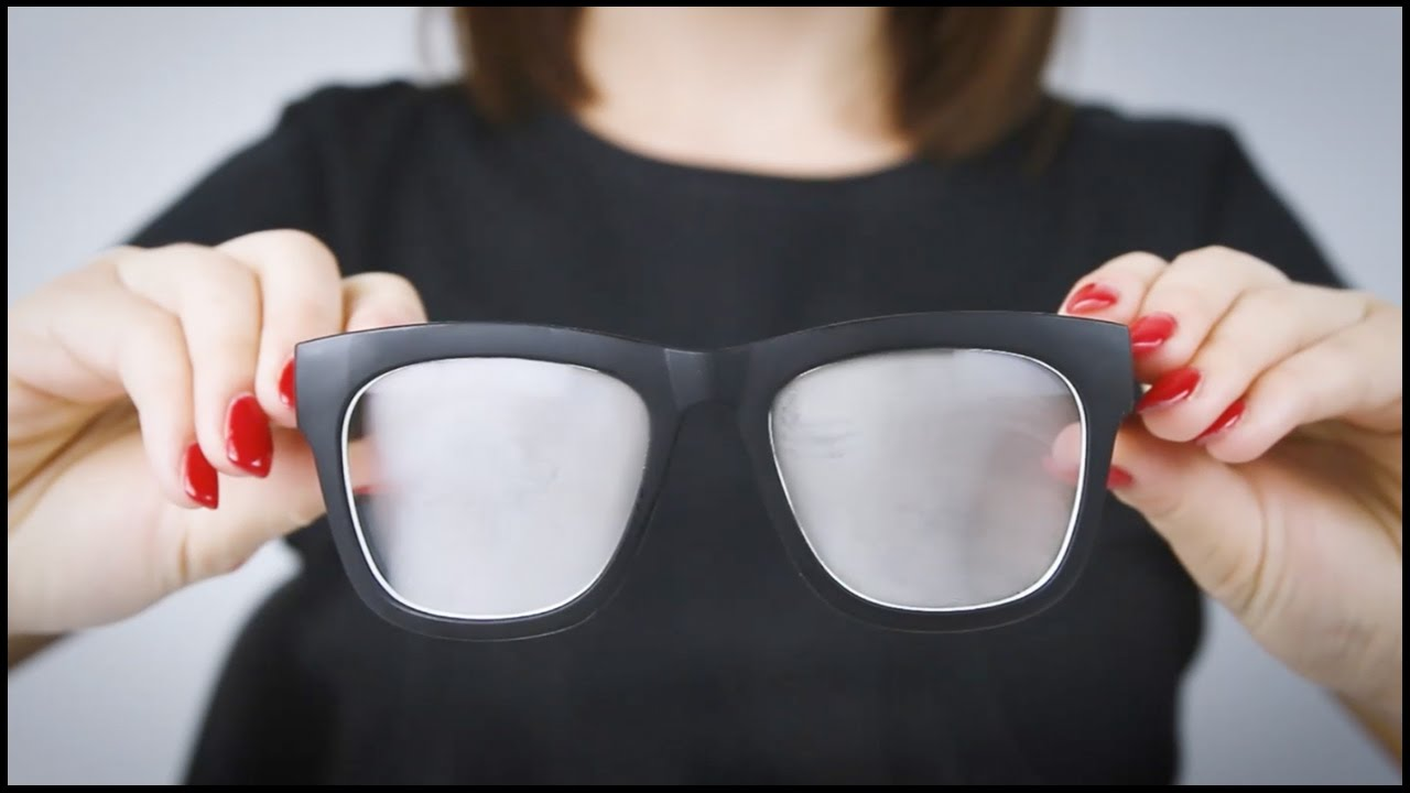SPOSÓB NA Zaparowane Okulary | DIY DOMODI TV