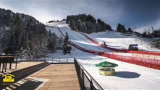Kuchler Blockhaus - Lienbacher Holzbauwerke - Projekt Mastercardlounge 4K