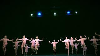 Номер «Улетай», телепроект Folk of dance