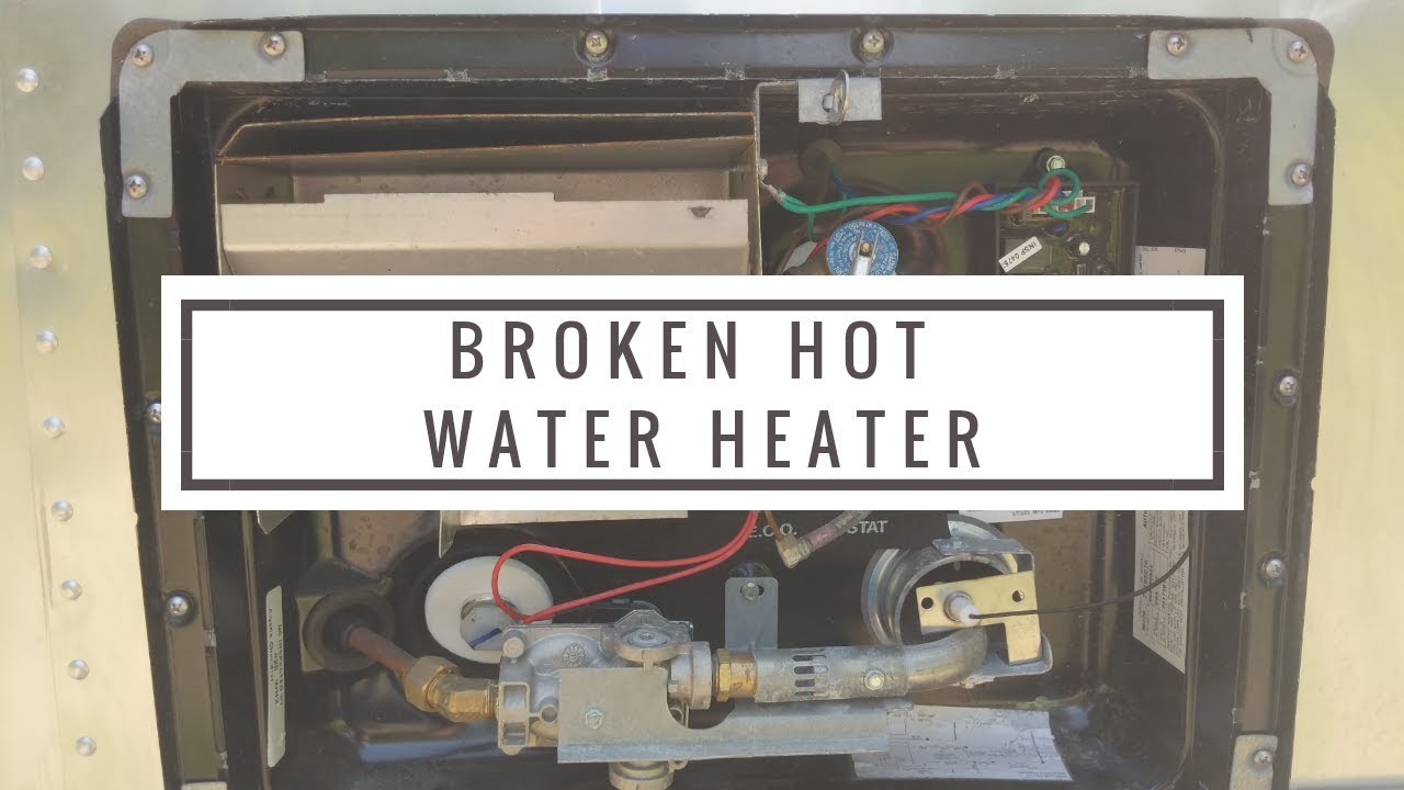 Broken Atwood RV Water Heater (Troubleshooting and Repair) - YouTubeYouTube