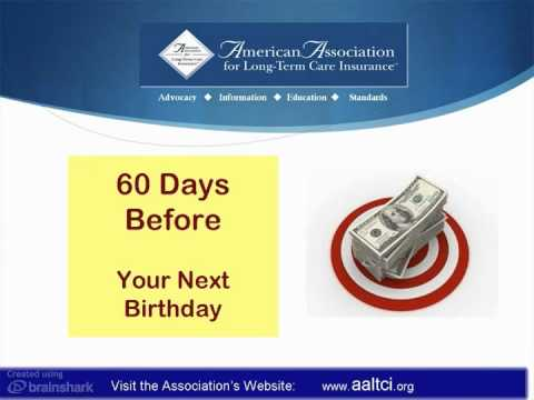 Best Age To Buy Long Term Care Insurance