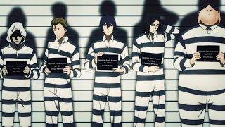 Смешные моменты из аниме #1 Prison School/Школа тюрьма