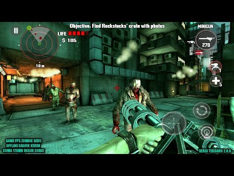 Cara Download Dan Install Game Dead Trigger Mod Di Android - 동영상