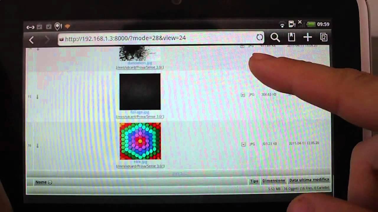 WiFi File Explorer Pro Android - Video Recensione