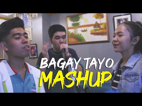 Bagay Tayo - ALLMO$T (MASHUP COVER) by Donelle Serrano, Neil Enriquez, Pipah Pancho