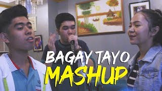 Download Bagay Tayo - ALLMO$T (MASHUP COVER) by Donelo, Neil Enriquez, Pipah Pancho