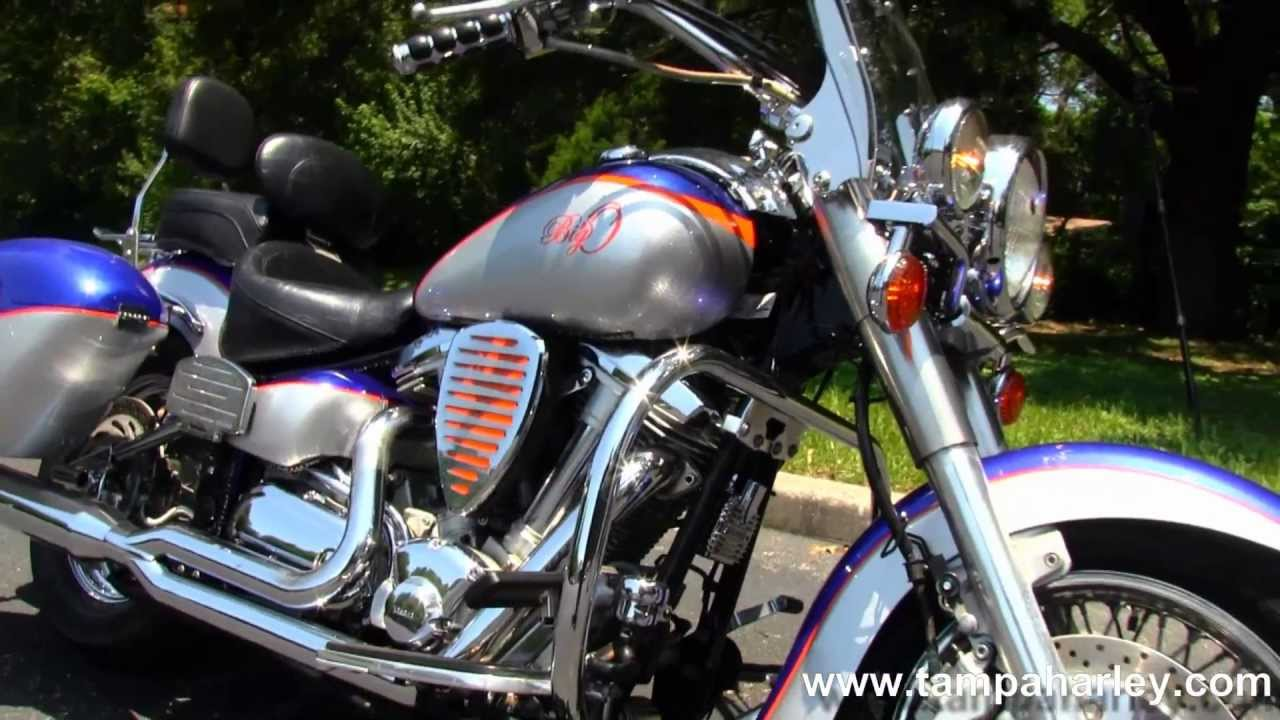 Used motorcycles for sale 2002 yamaha road star in for Yamaha motorcycle for sale florida