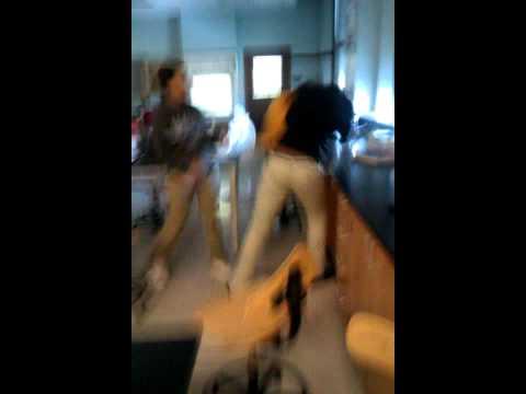 Angelica vs tashana Al Raby Fight