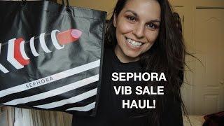 My Sephora VIB Sale Haul! 2014 Thumbnail