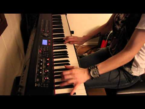 Jimi Hendrix - All Along The Watchtower - piano cover