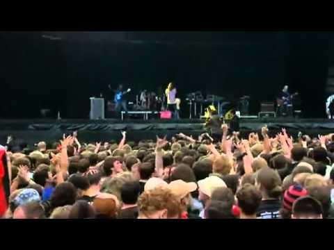 INCUBUS - ANNA MOLLY (Live RAR 2008).