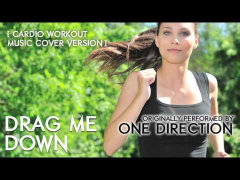 Drag Me Down (Cardio Workout Music Remix) [Cover Tribute to