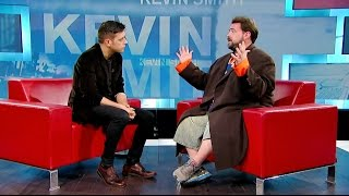 Kevin Smith EXTENDED INTERVIEW on George Stroumboulopoulos Tonight