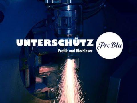 Unterschütz Sondermaschinenbau GmbH präsentiert 3D-Laser-Technologie