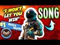 FORTNITE SONG I Won T Let You Win By Not A Robot Cover By TryHardNinja mp3