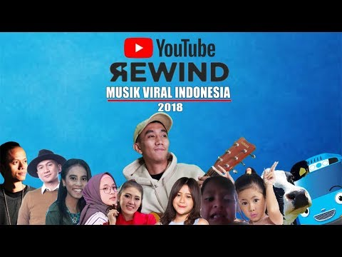 YOUTUBE REWIND MUSIK VIRAL INDONESIA 2018 - Versi Bang Udi