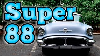 Regular Car Reviews: 1956 Oldsmobile Super 88