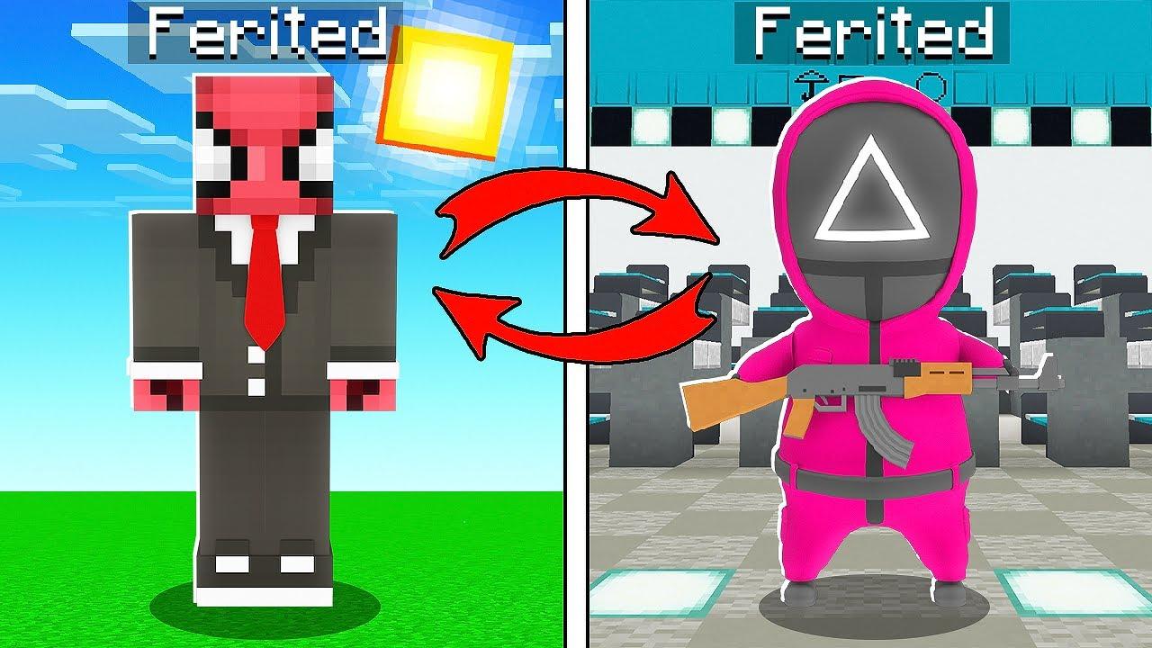 Download SQUID GAME GARDİYAN OLDUM - Minecraft