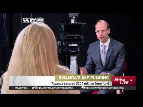Rwanda secures $204 million from IMF
