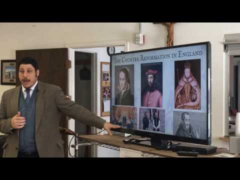 Marian Restoration & the Elizabethan Persecution ~ Ryan Grant