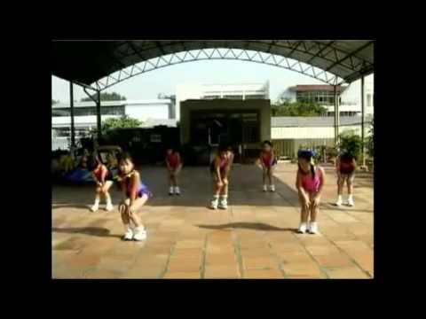 Bai tap tdbs aerobic Nang Som (Linh gui ut Thuy)