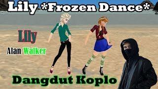 Alan Walker - Lily - K-391 & Emelie Hollow   Frozen DANCE    Dangdut Koplo
