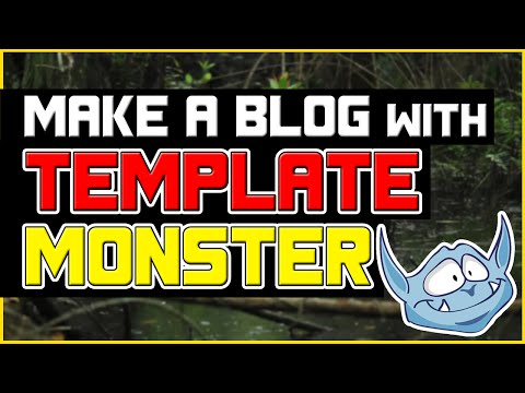 How To Make A WordPress Blog With A Template  Monster Theme