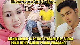 Download lagu Makin Cantik, 6 Potret Terbaru ELLY SUGIGI Pakai BEHEL, B4njir Pujian Warganet...