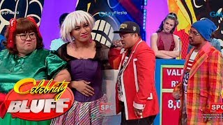 Celebrity Bluff: Shernan at Zaito, nakipagtapatan kina Boobay at Boobsie sa fliptop battle!