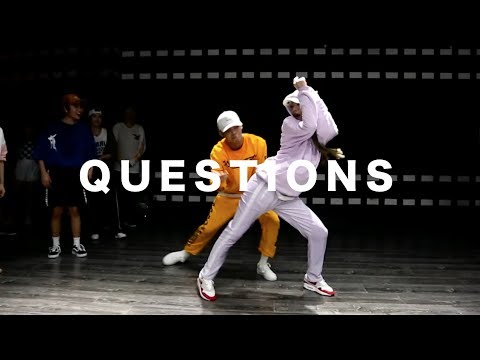 Questions- Chris Brown | Charcoal & Nena Choreography | GH5 Dance Studio