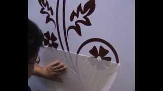 Gambar cover Adhesivos de vinilo decorativos para tu pared. TeleAdhesivo