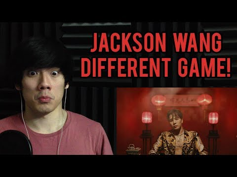 Jackson Wang - Different Game (Official Video) ft. Gucci Mane Reaction