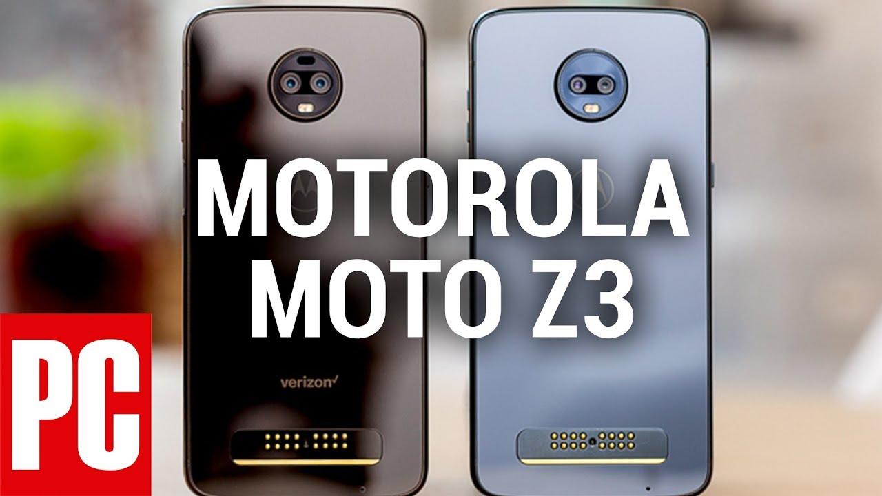 1 Cool Thing: Motorola Moto Z3
