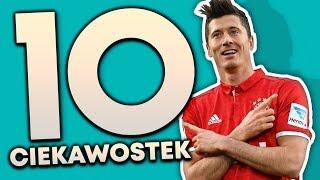 10 Ciekawostek o Robercie Lewandowskim