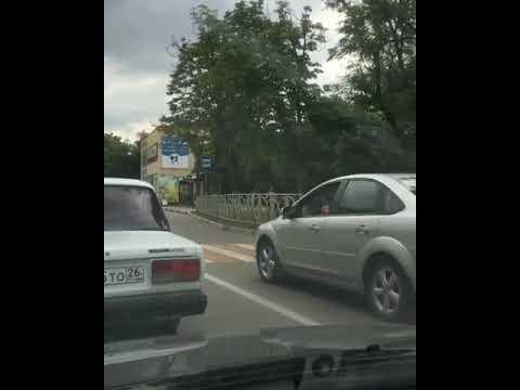 Добродушный водитель из Невинномысска покорил соцсети